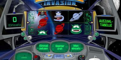 Space Invasion Spielautomat