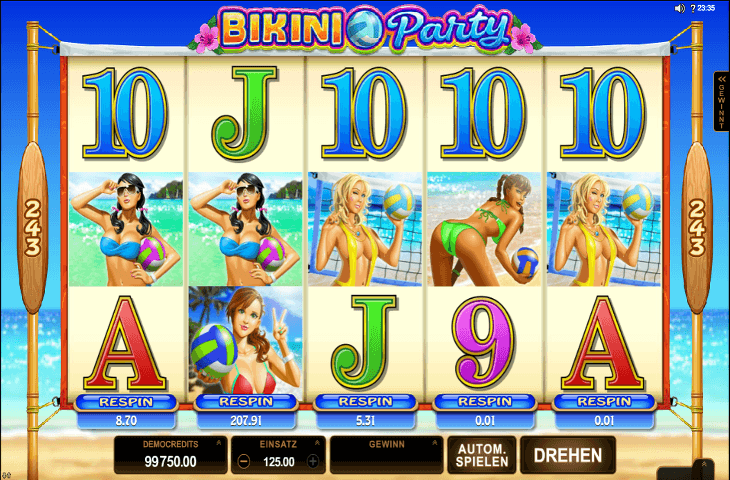 Bikini_Party_Microgaming_Spielautomat