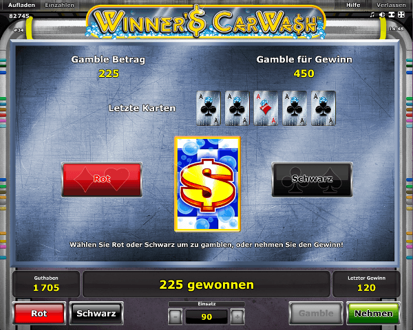 Novoline_Winner's_Car_Wash_Gambling