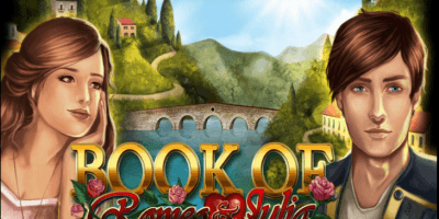 Der Spielautomat Book of Romeo and Julia im OnlineCasino Deutschand
