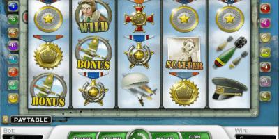 Der Spielautomat Pacific Attack im Interwetten Casino