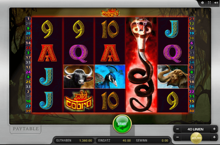 Wild_Cobra_Merkur_Spielautomat