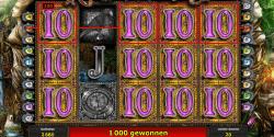 Der Red Lady Spielautomat im Stargames Casino