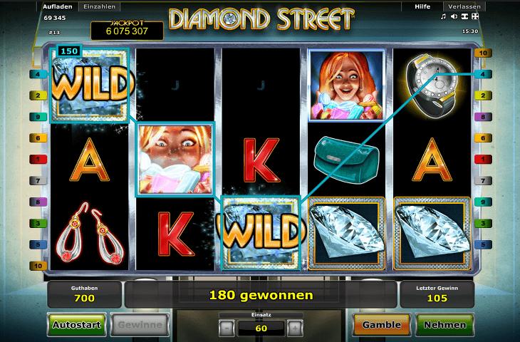 Spielautomat_Diamond_Street_Novoline