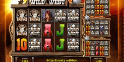 Der Wild West-Slot im Stargames Casino