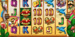 Der Spielautomat Chilli Gold 2 mit Jackpot