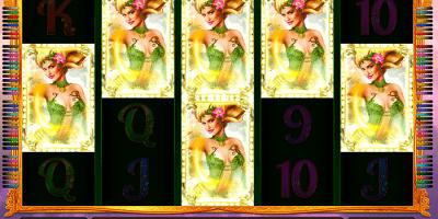 Spring Queen von Novoline