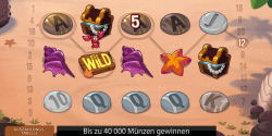 Der Beach Spielautomat im Mr Green Casino