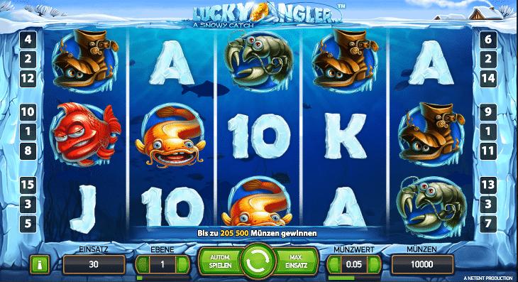 Luck<_Angler_Net_Entertainment_Spielautomat