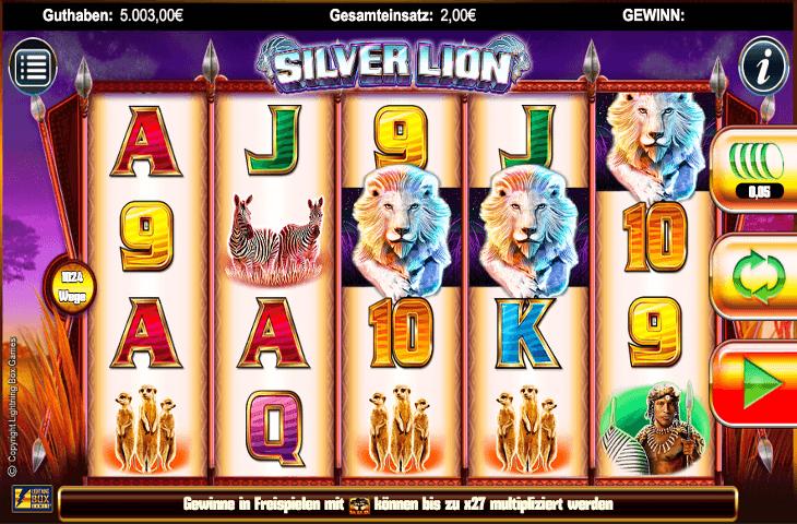 Silver_Lion_Spielautomat_Obodo