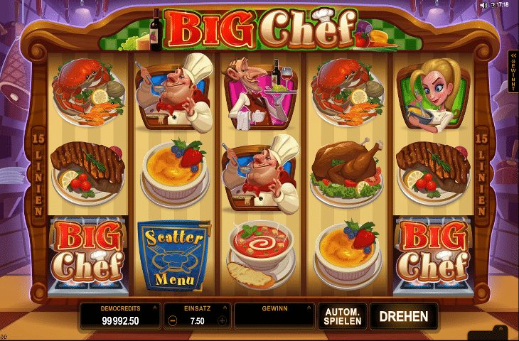 Spielautomat_Big_Chef_Microgaming