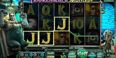 Betsafe Gaming: Frankenslot´s Monster