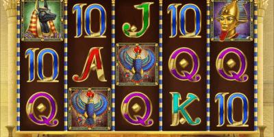 Der Book of Dead Spielautomat im LeoVegas Casino