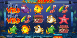 Fish Party im Betway Casino