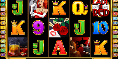 Der Lady in Red Spielautomat im Betway Casino