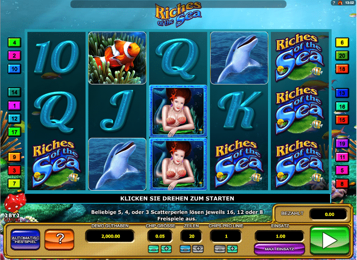 Riches_of_the_Sea_Microgaming_Spielautomat