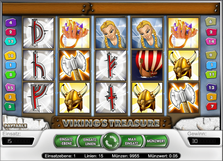 Viking's_Treasure_Spielautomat_Net_Entertainment