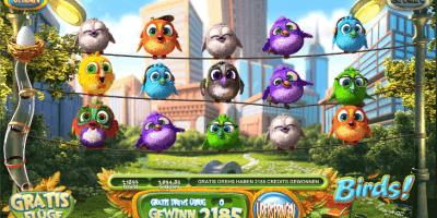 Birds! im LeoVegas Casino