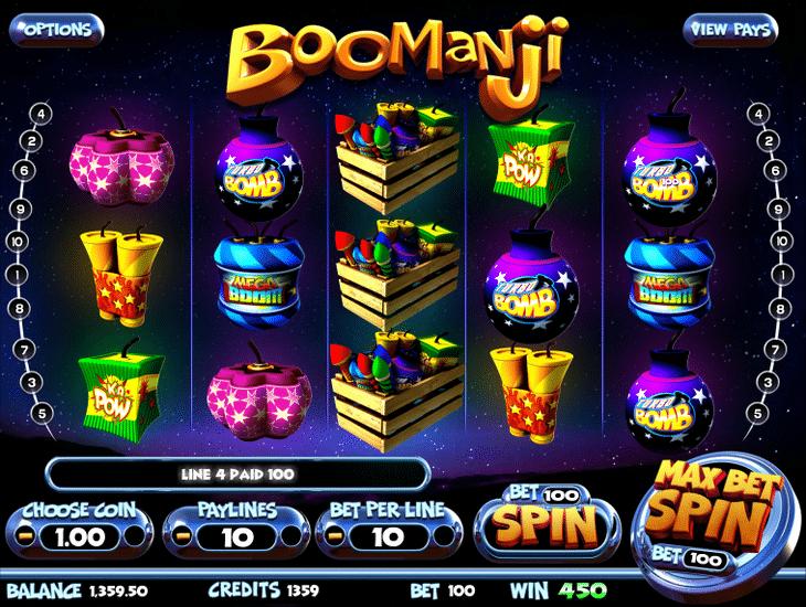 BooManji_BetSoft_Gaming_Spielautomat
