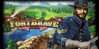 Der Spielautomat Fort Brave im OnlineCasino Deutschland