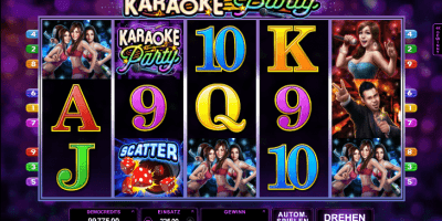 Der Karaoke Party-Slot im Betway Casino
