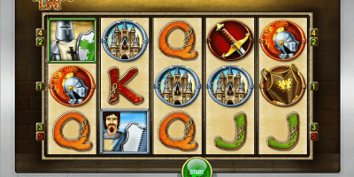 Der Spielautomat Knight's Life im Mr Green Casino