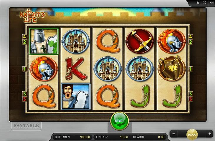 Knight's_Life_Spielautomat_Merkur