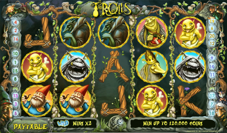 Trolls_Net_Entertainment_Spielautomat