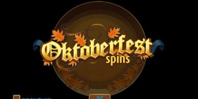 Oktoberfest Spins mit Jackpot