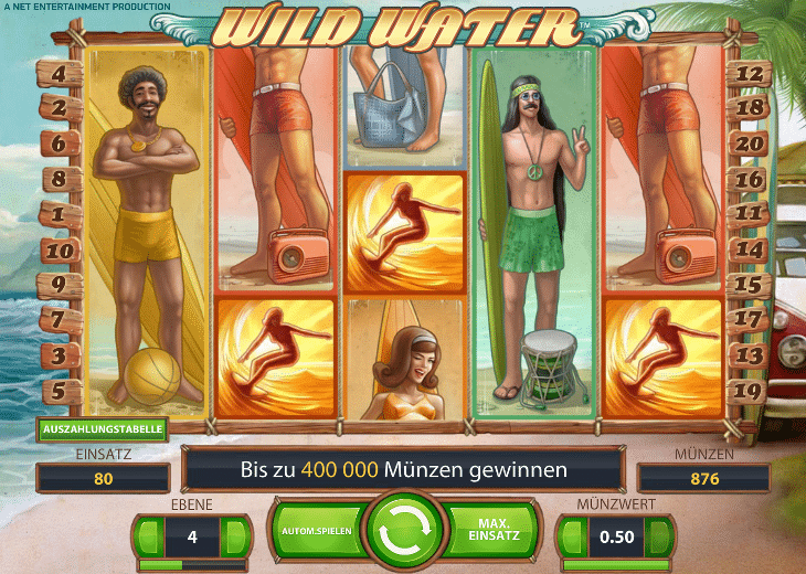 Net_Entertainment_Wild_Water_Spielautomat