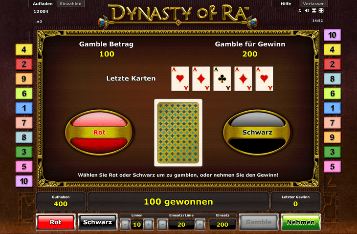 Novoline_Dynasty_of_Ra_Gambling