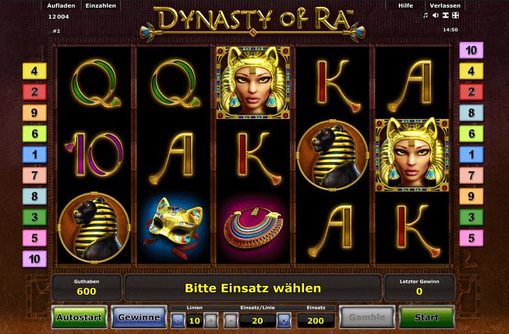 Novoline_Dynasty_of_Ra_Spielautomat