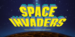 Space Invaders von Playtech