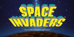 Space Invaders von Playtech