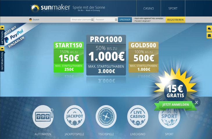 sunmaker_casino_bonus