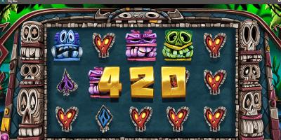 Der Slot Big Box mit besonders großen Symbolen