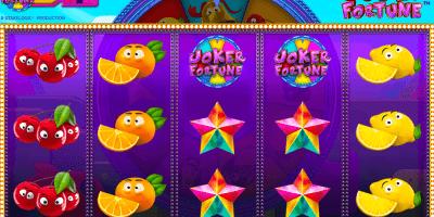 Joker Fortune von Novoline