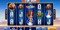 Top Gun von Playtech