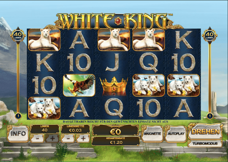 playtech_white_king_spielautomat