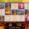 Victorious von NetEnt